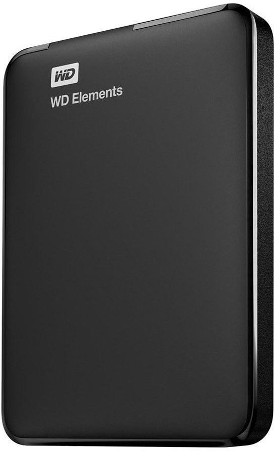 WD Elements Portable 2TB, čierny