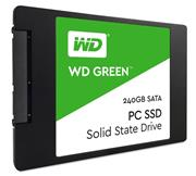 WD Green SSD 2.5'' 240GB, 3D NAND