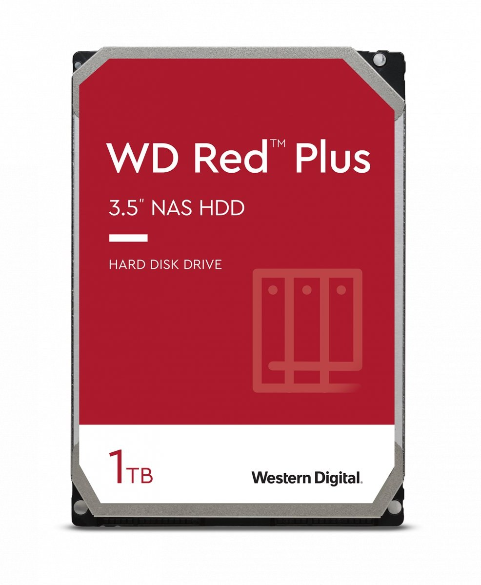 """WD Red 3,5"""", 1TB, 5400RPM, 64MB cache"""