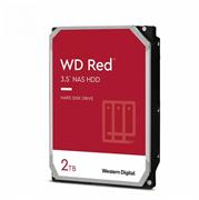 "WD Red 3,5"", 2TB, 5400RPM, 256MB cache"