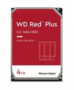 "WD Red Plus 3,5"", 4TB, 5400RPM, 128MB cache"