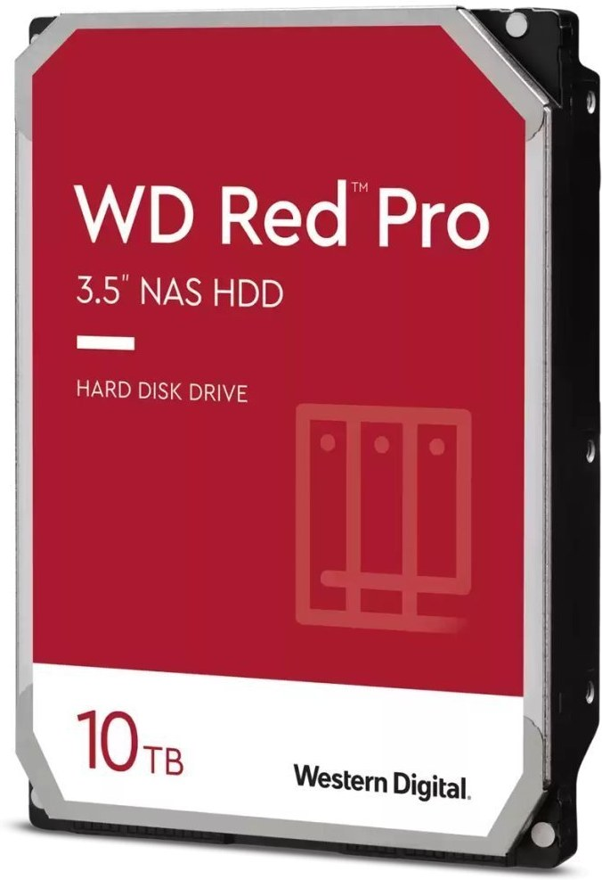 """WD Red Pro 3,5"""", 10TB, 7200RPM, 256MB cache"""