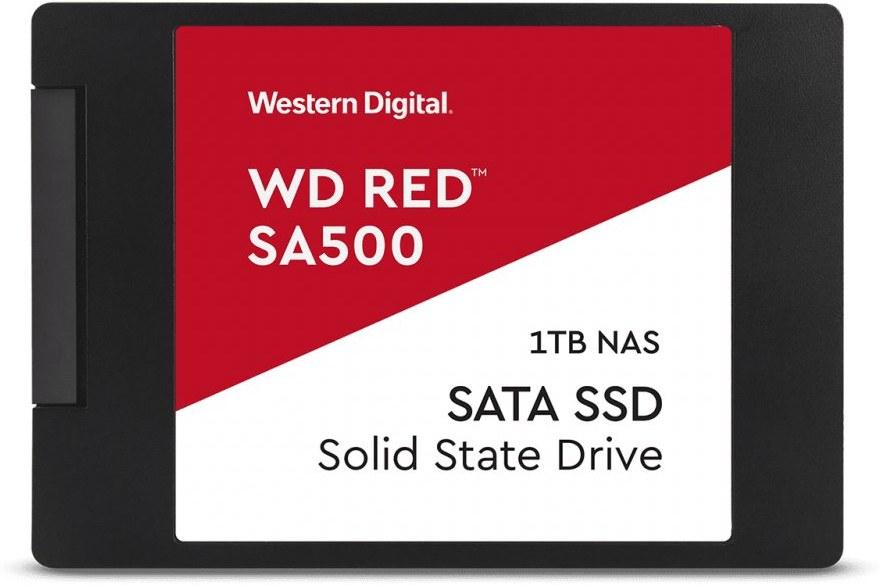 WD RED SA500 NAS, 1TB