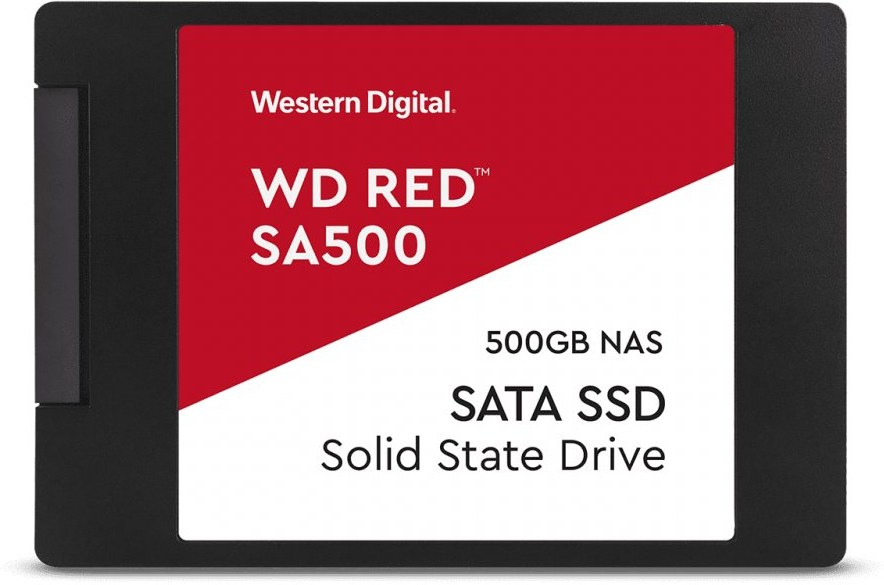 WD RED SA500 NAS, 500GB