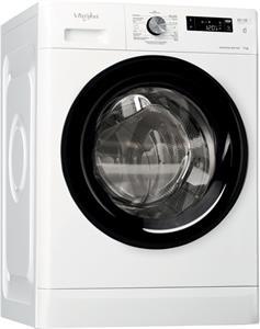 Whirlpool FFS7438BCS, práčka predom plnená
