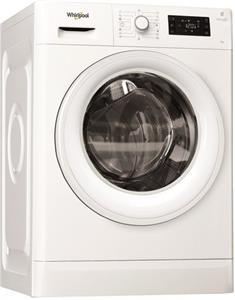 Whirlpool FWG71284W EU, práčka spredu plnená