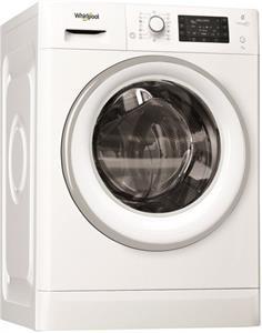 Whirlpool FWSD71283WS EU, Slim práčka predom plnená