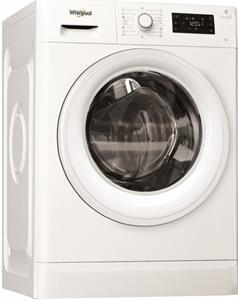 Whirlpool FWSG71283W EU, práčka spredu plnená