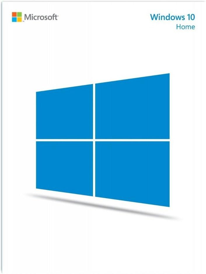 Windows 10 Home, 32-bit/64-bit, SK, USB, FPP