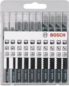X-Pro Line JSB Wood Bosch / 10 ks sada