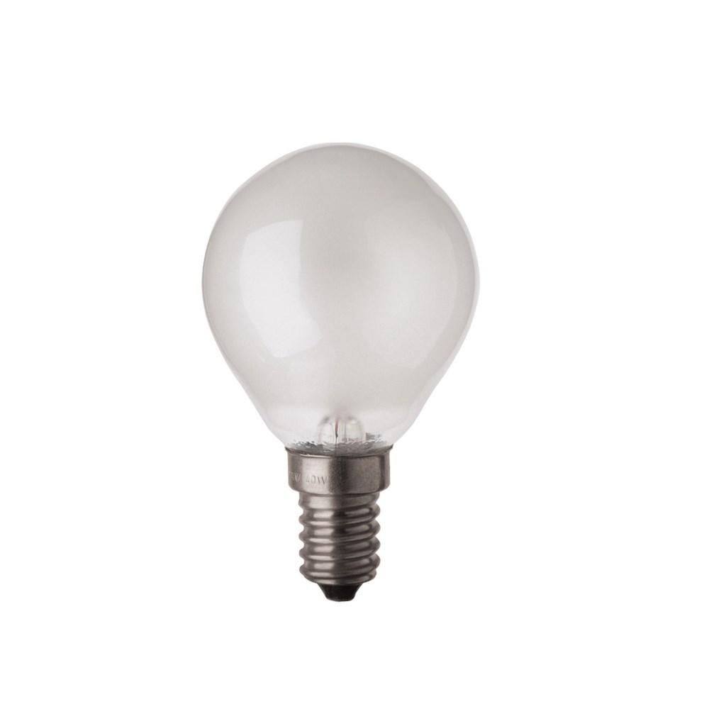Xavax žiarovka žiaruvzdorná do 300°C, E14, 40 W, kvapkovitá, matná
