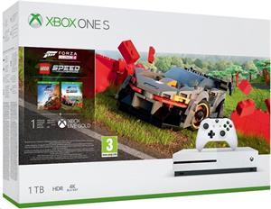 XBOX ONE S 1TB + Forza Horizon 4 + Lego DLC