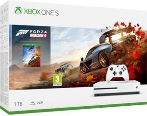 XBOX ONE S 1TB + Forza Horizon 4