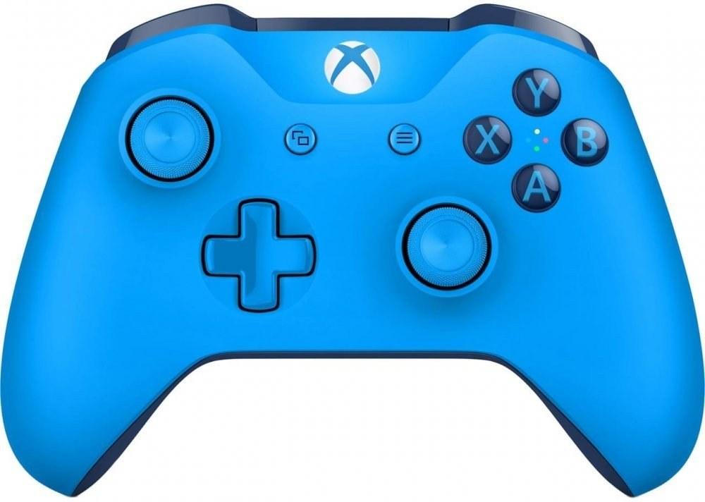 XBOX ONE S bezdrôtový gamepad, modrý