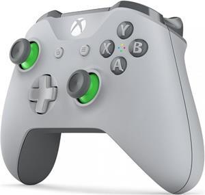 XBOX ONE S bezdrôtový gamepad, sivo-zelený