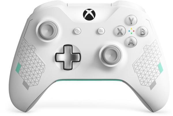 XBOX ONE S bezdrôtový gamepad, Special Edition Sports White