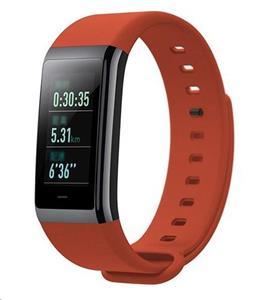 Xiaomi Amazfit Cor, fitness náramok, červený