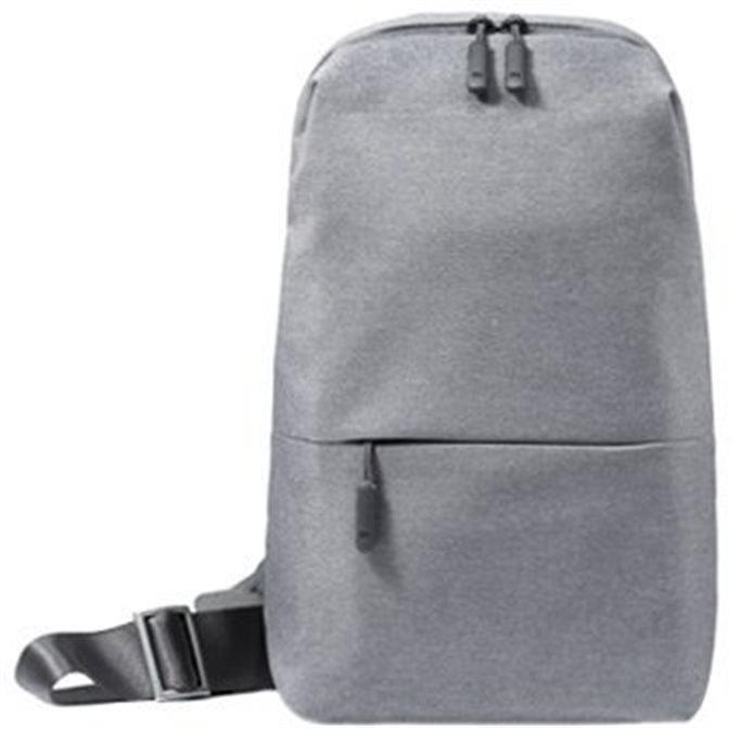 Xiaomi Mi 15939 City Sling Bag, mestský batoh, sivý