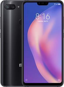 Xiaomi Mi 8 lite, 64GB, Dual SIM, čierny