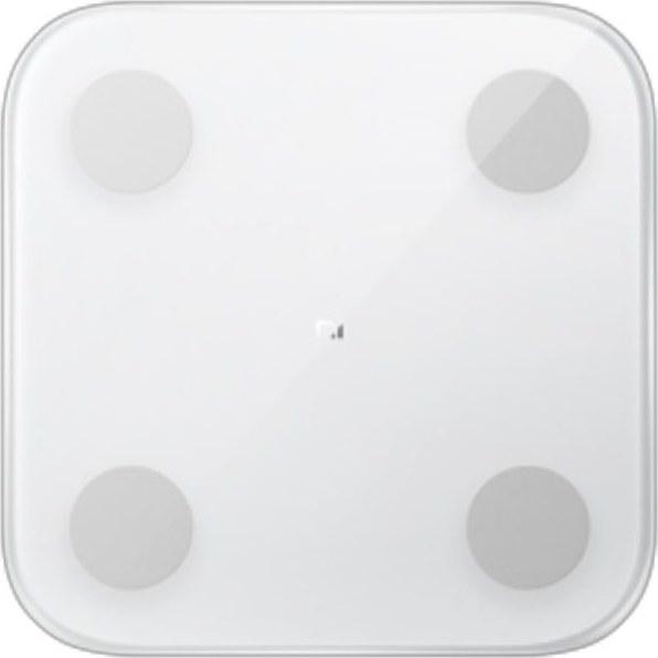 Xiaomi Mi Body Composition Scale 2, inteligentná váha, biela