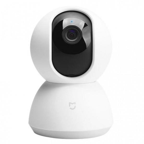 Xiaomi Mi Home, smart kamera, otáčanie 360, 1080P, biela