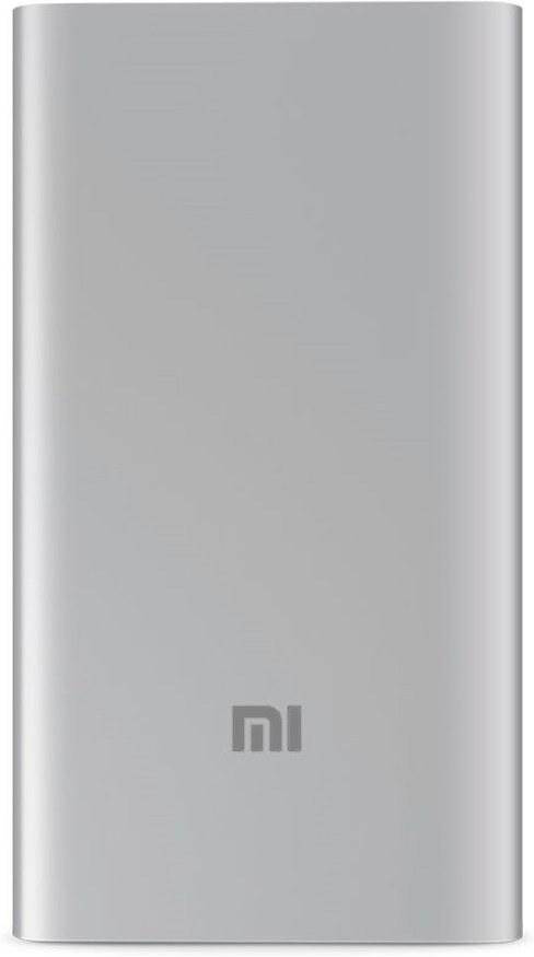 Xiaomi Mi PowerBank 3, 10000mAh, strieborná