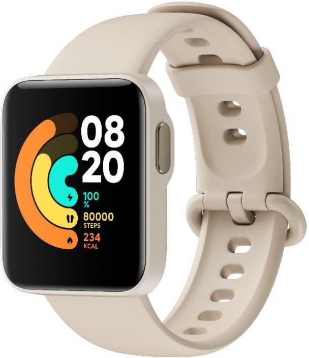 Xiaomi Mi Watch Lite, béžové