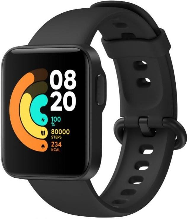 Xiaomi Mi Watch Lite, čierne