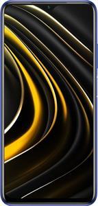 Xiaomi POCO M3, 128 GB, Dual SIM, modrý