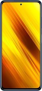 Xiaomi POCO X3, 64 GB, Dual SIM, modrý