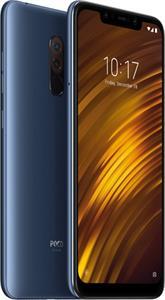 Xiaomi Pocophone F1, 128GB, Dual SIM, modrý