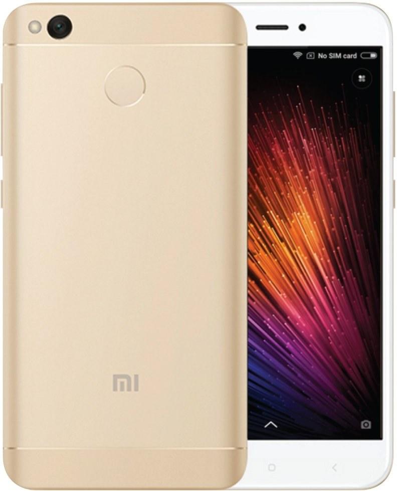 Xiaomi Redmi 4X, Global, 3GB/32GB, dual SIM, LTE, zlatý