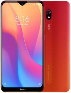 Xiaomi Redmi 8A, 32 GB, Dual SIM, červený