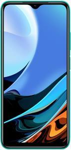 Xiaomi Redmi 9T, 128 GB, Dual SIM, zelený