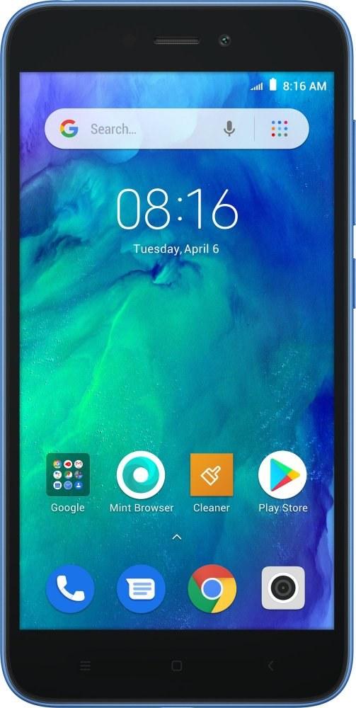 9d58e623d Xiaomi Redmi Go, 8GB, Dual SIM modrý