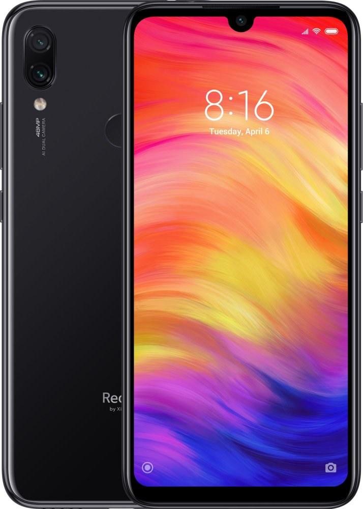 Xiaomi Redmi Note 7, 32 GB, Dual SIM, čierny