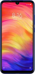 Xiaomi Redmi Note 7, 64 GB, Dual SIM, modrý