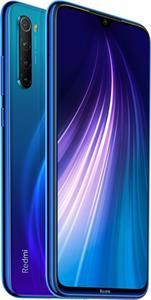 Xiaomi Redmi Note 8T, 32 GB, Dual SIM, modrý