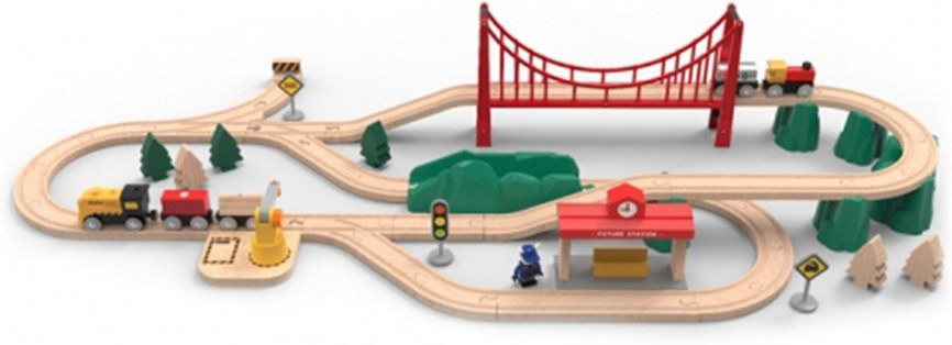 Xiaomi Toy Train Set, vláčik