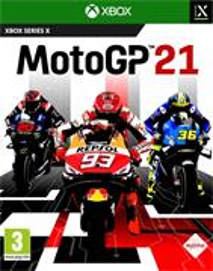 XSX - Moto GP 21