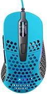 Xtrfy M4 RGB, herná myš, modrá