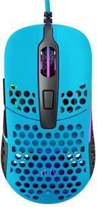 Xtrfy M42 RGB, herná myš, modrá