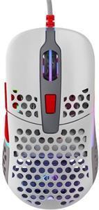 Xtrfy M42 RGB, herná myš, retro