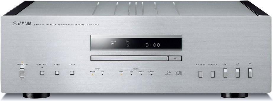 Yamaha CD-S3000, CD prehrávač, strieborný