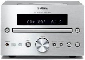 YAMAHA CRX-332, stereo receiver, strieborný