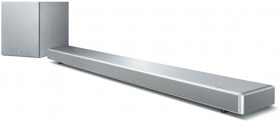 YAMAHA YSP-2700, soundbar, strieborný