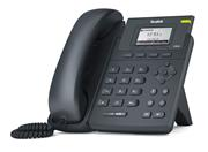"Yealink SIP-T19P E2 IP tel.,PoE, 2,3"" 132x64 nepodsv. LCD"