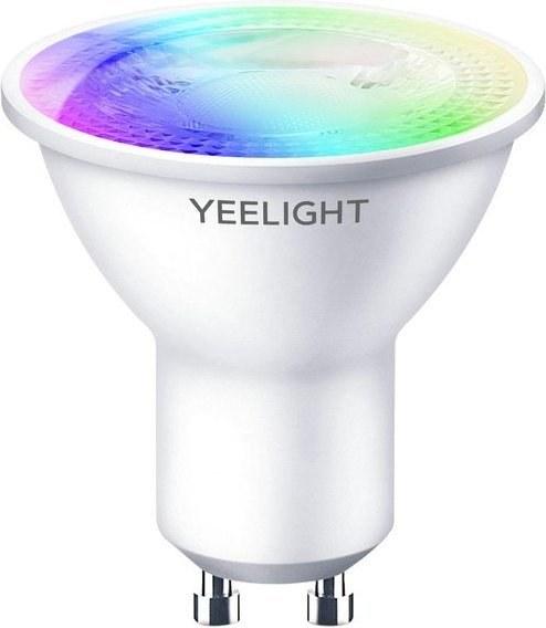 Yeelight GU10 Smart Bulb W1, žiarovka, farebná
