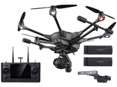 YUNEEC hexakoptéra - dron, TYPHOON H Plus RTF RealSense, 4K kamera C23, ovladač ST16S, 2xbaterie