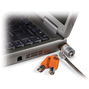 Zámok Kensington Microsaver Notebook Lock - na kľúč